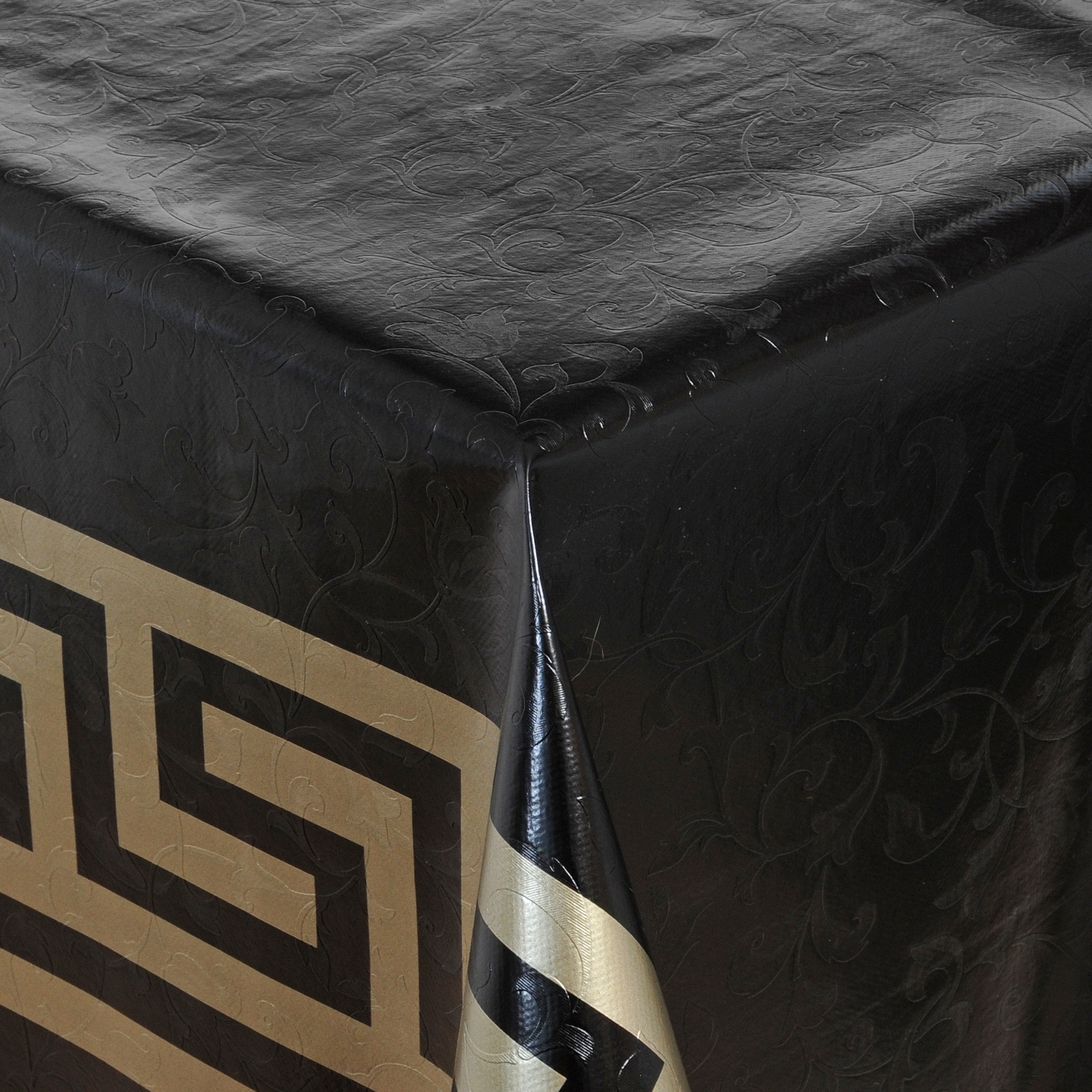 tischdecke abwaschbar wachstuch griechische bord re. Black Bedroom Furniture Sets. Home Design Ideas